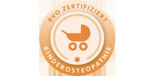BVO zertifiziert: Kinderosteopathie